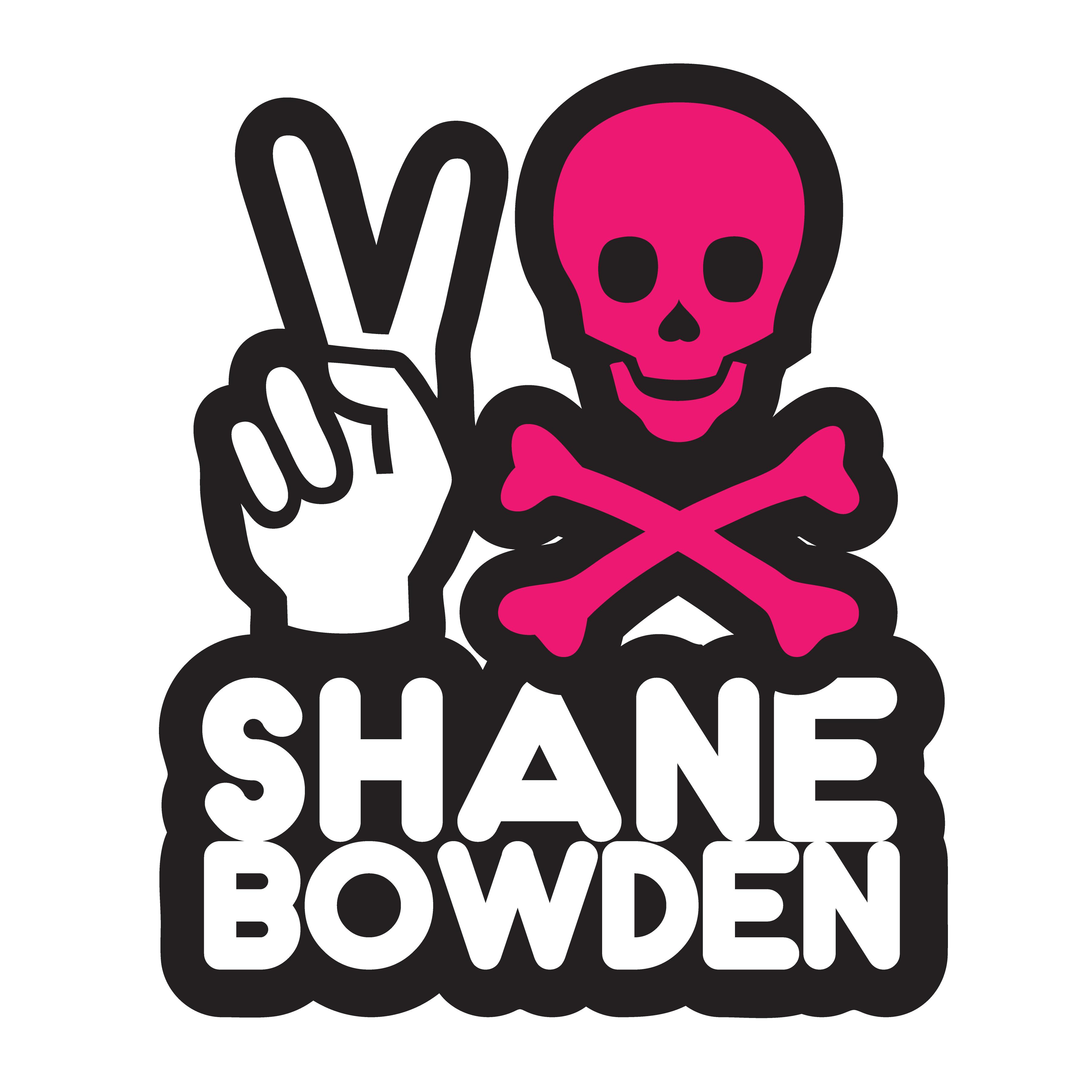 「Shane Bowden」独占販売開始のお知らせ