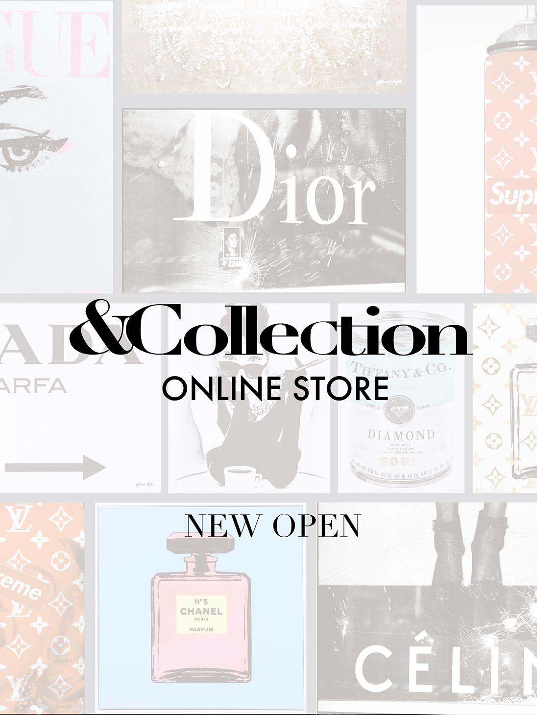 【NEWS】&Collection ONLINE STOREオープン!