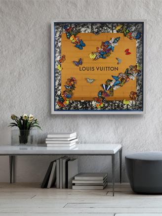 【特集】Stephen Wilson / 刺繍アート制作風景とは?